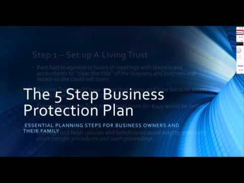 The 5 Step Business Continuity Plan