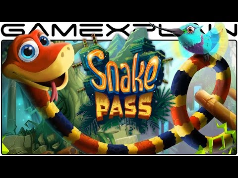 Snake Pass - First 30 Minutes - Game & Watch (Nintendo Switch)