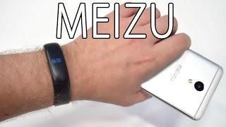 Обзор Meizu M5 Note и Meizu Band: первые впечатления (preview)