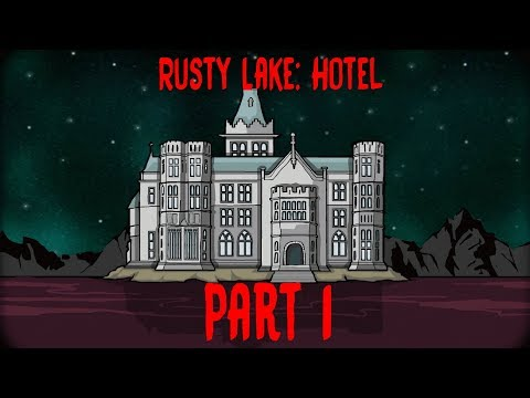 Rusty Lake: Hotel   Game Play   Part 1