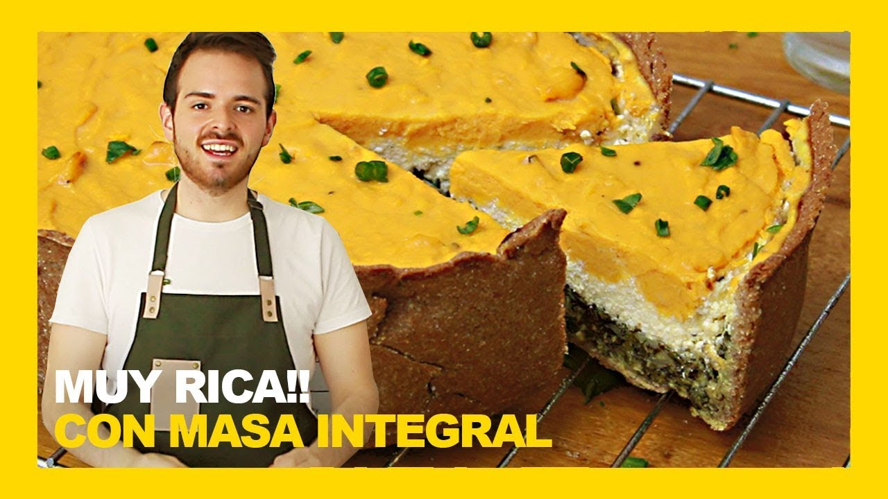 Tarta masa integral light de