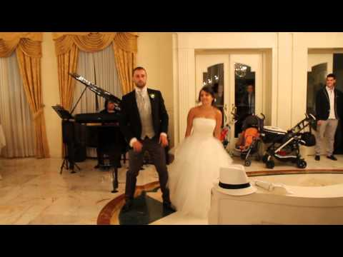 First Dance Wedding Apache - Jump on it