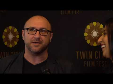 2016 TCFF Red Carpet Interview: Andy Hunt, Miles Between Us