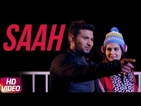 Saah (Full Video) | Sarang Pharwaha | Latest Punjabi Song 2018 | Speed Records