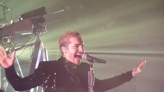 HD - Tokio Hotel - Better + Happy Birthday for Georg (live) @ Tonhalle M?nchen, 2017 Munich, Germany