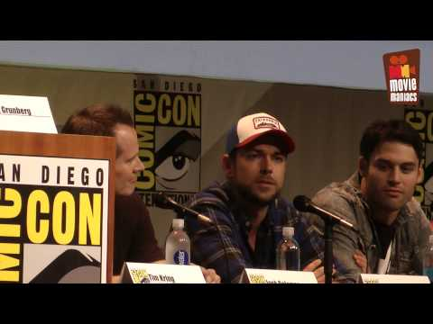 Heroes Reborn full panel SDCC 2015