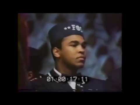 The REAL Muhammad Ali and His Teacher The Most Honorable Elijah Muhammad