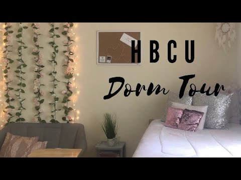 HBCU Dillard University Single Dorm Tour Pt.2