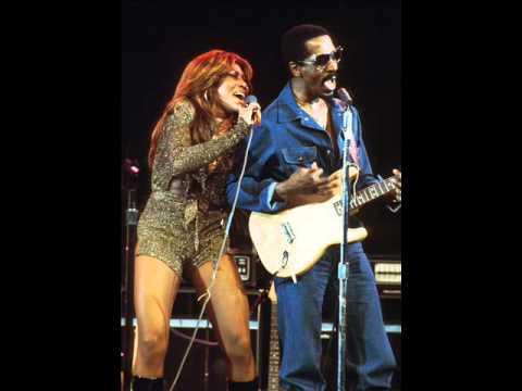 Ike and Tina Turner - I Want To Take You Higher (Live In Portland '74)