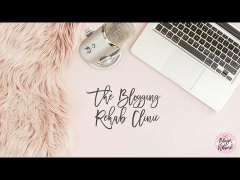 Blogging411: Blogger Rehab Clinic