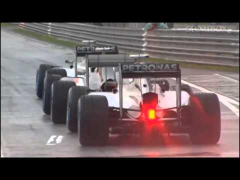 Формула 1 Гран при Малайзии 2014 Квалификация Лучшие моменты