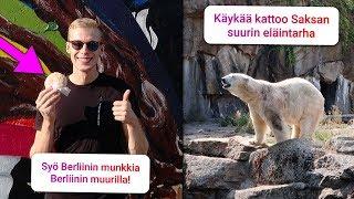 Katsojat päättää mitä tehdään BERLIINISSÄ! feat. Miklu