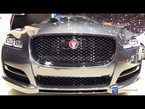 2017 Jaguar XJ 3.0T AWD - Exterior and Interior Walkaround - 2017 Geneva Motor Show