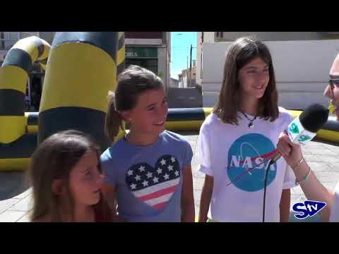 Actividades infantiles en las Fiestas de Gómara
