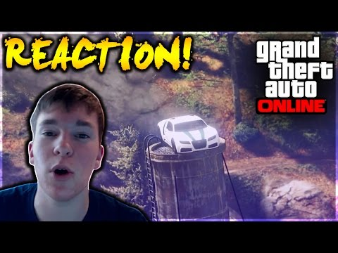 "GTA 5 - Revolution Stunting Teamtage ""Viva La Revolution"" REACTION!! (GTA 5 Live Reaction)"