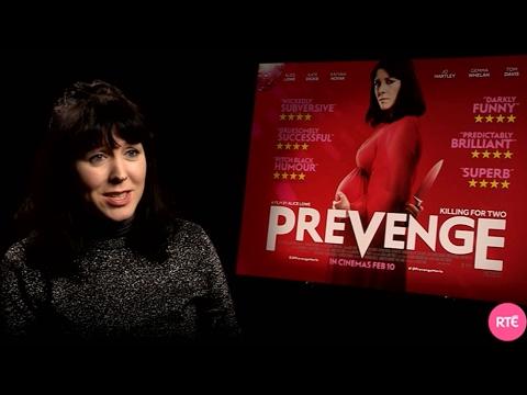 Prevenge's Alice Lowe