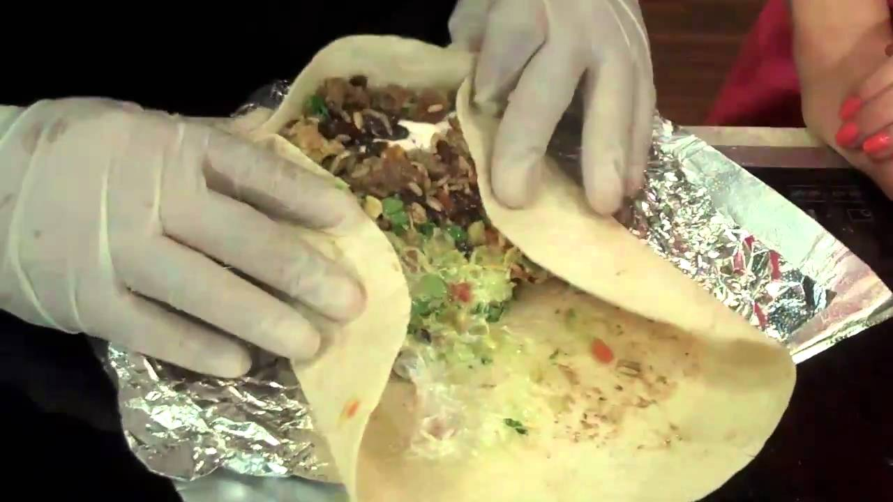 How to correctly fold a burrito on wfsb youtube pooptronica
