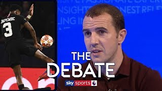Download Video Was VAR right to award Manchester United United a penalty against PSG? | The Debate MP3 3GP MP4