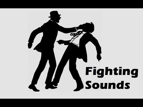 Fighting Sound Effects All Sounds 2