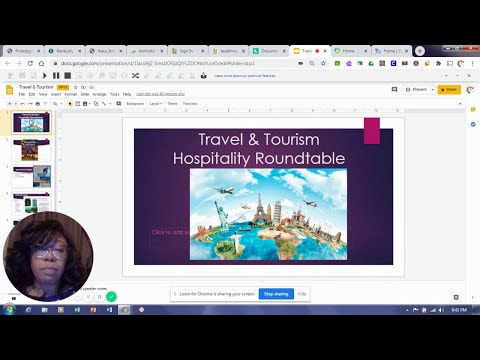 Travel, Tourism and Hospitality Resources