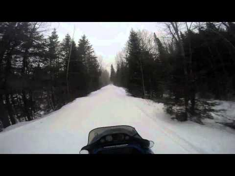 Snowmobile Trail Riding In Ontario Season 3 Episode 4 Part 1