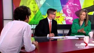 Darren Criss - TMS Interview