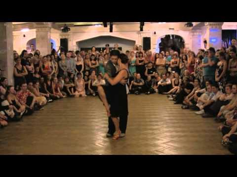 Claudio Forte y Barbara Carpino 2 - 'Viejo Ciego' Antonio Agri - Roberto Goyeneche