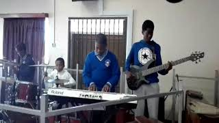 2018 Live Kids Music Band Performing in Eswatini