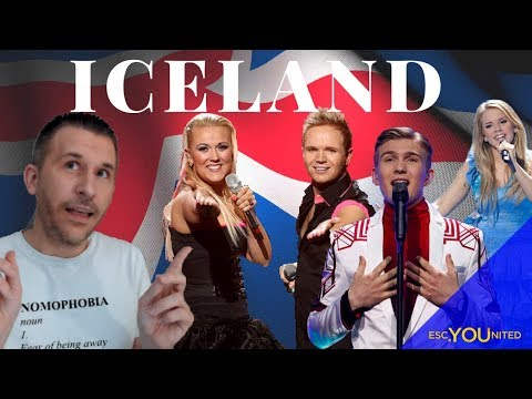 Iceland in Eurovision: All songs from 1986-2018 - Reaction