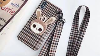 linen lattice Elf girl iphone x xs 7 8 6s 6 plus case