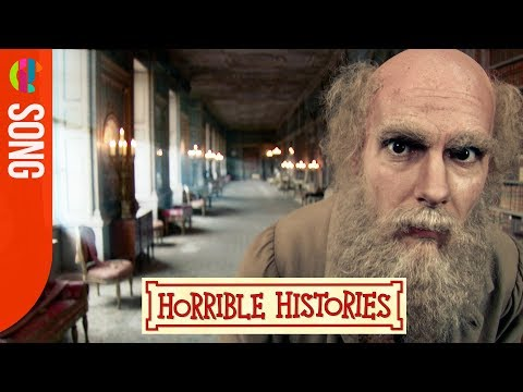 Horrible Histories Songs | Charles Darwin 'Natural Selection' | CBBC