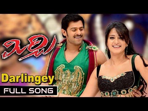 Darlingey Full Song || Mirchi Movie Songs || Prabhas, Anushka
