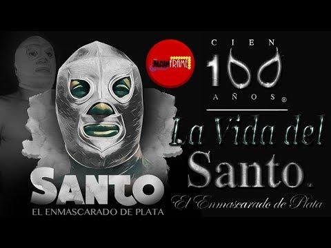 EL SANTO NOS CUENTA SU VIDA DE TRIUNFOS Y TRAGEDIAS, CELEBRANDO 100 AÑOS DE LEYENDA.