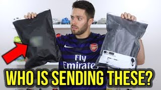THEY SENT ME ANOTHER BAG! *MYSTERY BOOTS REVEALED!*