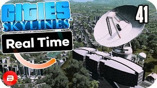 Cities Skylines - Preparing for DISASTERS !! Season Finale Cities Skylines Real Time