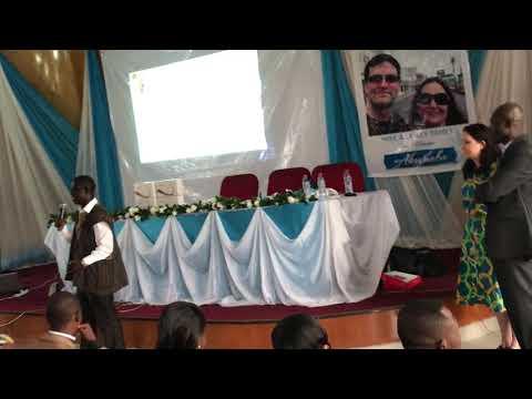Rain Soul Testimony In Ghana Africa Twi