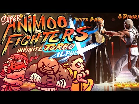 Super Animoo Fighters - Shaolin Vs Wutang