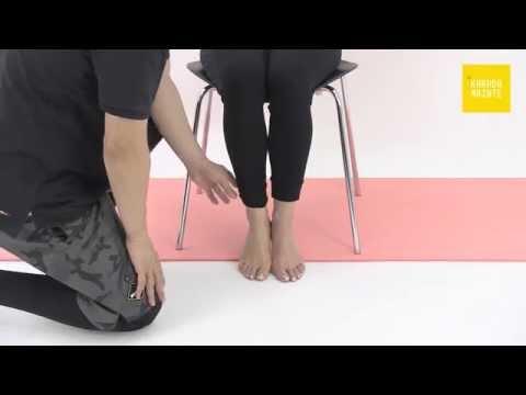 08前脛骨筋のストレッチ指導法