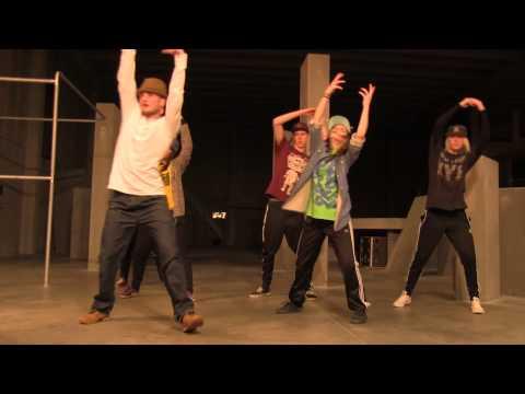 StreetDance: Sådan gør du - DGI Fit'n'Fun