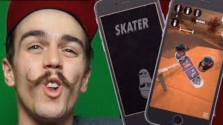 You can Ghetto Bird?! | Skater App #2