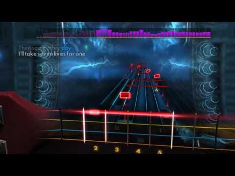 Rocksmith 2014-Pull me under-bass