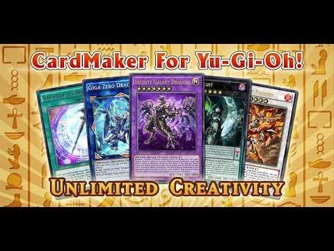 Card Maker For Yugioh By Pa Mobile Studio Entertainment Category