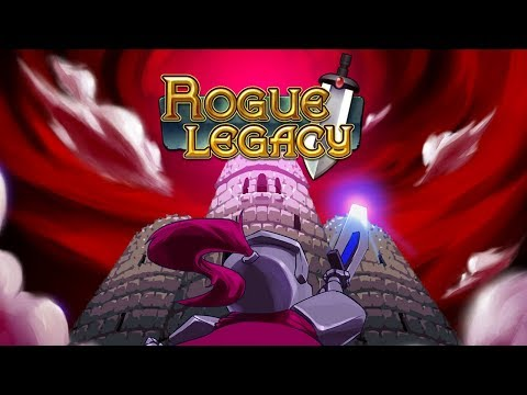 ROGUE LEGACY You have to DIE to WIN?! | Let's Play | PC | PS4 | XBOX1