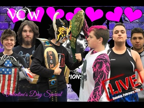 VCW PPV: Valentine's Day Special