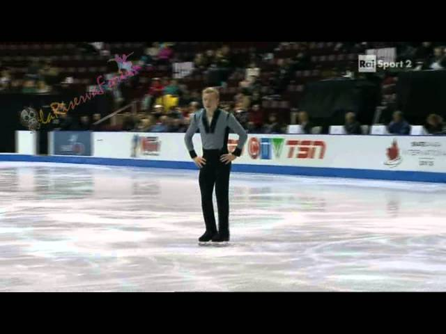 Skate Canada 2012 -3/9- MEN SP - Ross MINER - 26/10/2012