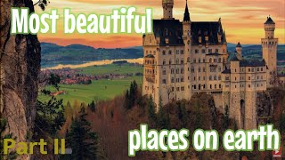 The Most Beautiful Places in the World 2019   TOP NATION