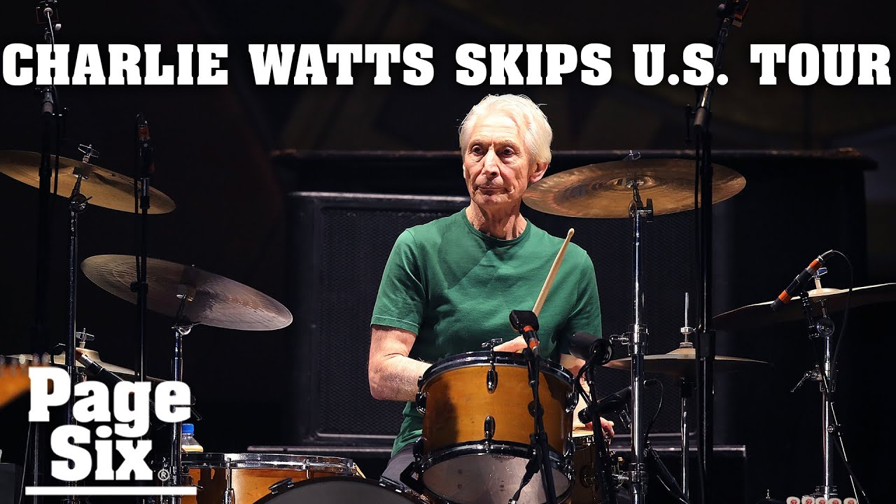 Charlie Watts: The show must go on