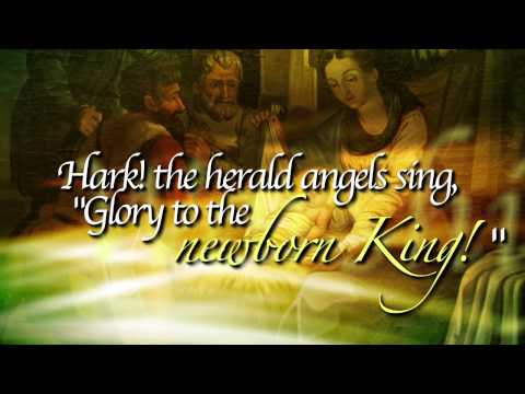 Glory to the Newborn King Medley