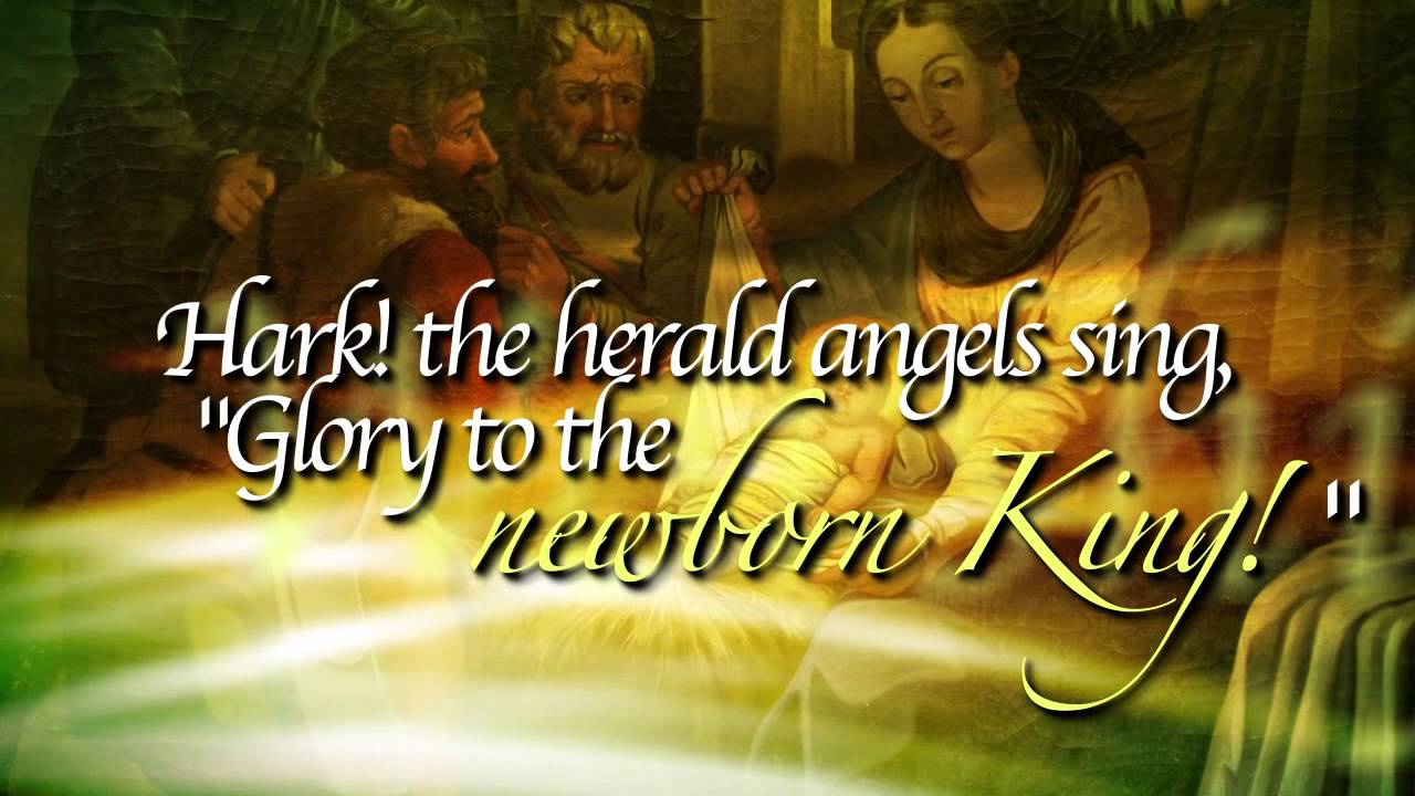 Glory to the Newborn King Medley - YouTube