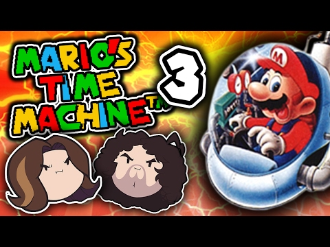 Mario's Time Machine: Mad Libs History - PART 3 - Game Grumps